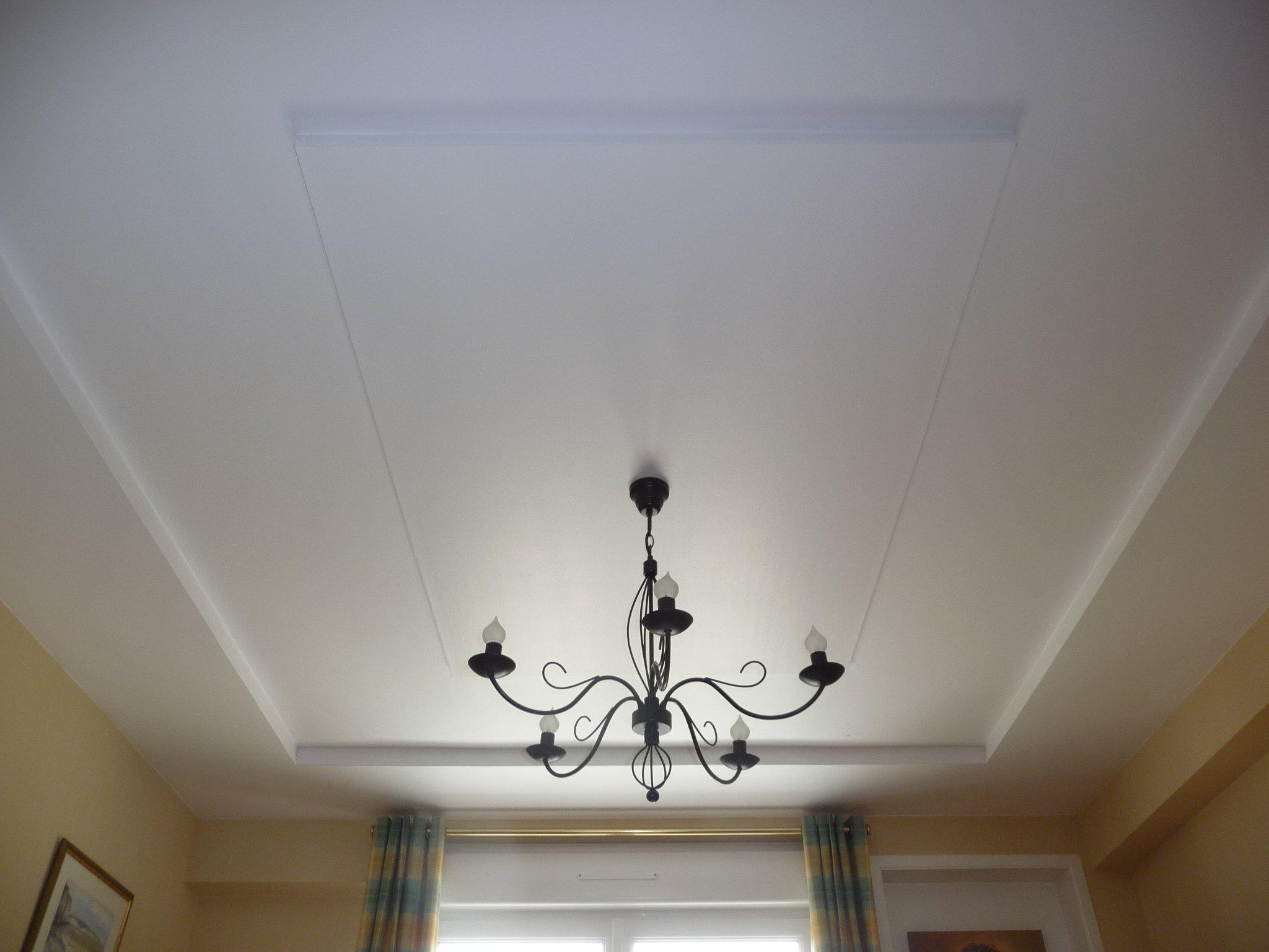 Faux plafond sur poutrelle hourdis polystyrene aix en provence service trav - Faux plafond polystyrene ...